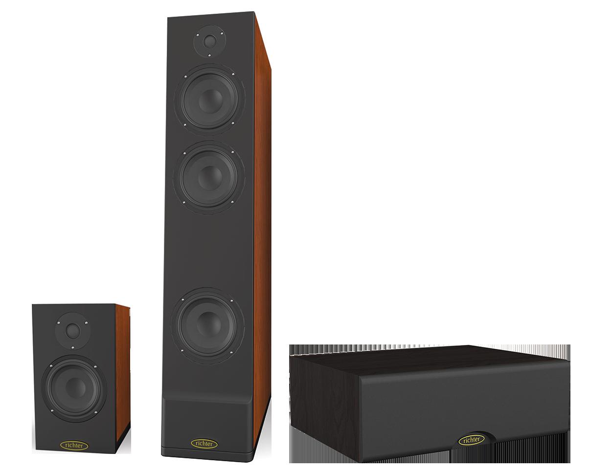 Legend Series V Loudspeakers