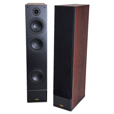 Richter Dragon V 4-way Loudspeaker in Jarrah