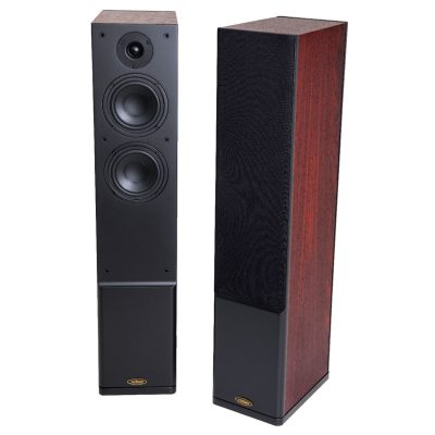Richter Harlequin V 3-way Loudspeakers in Jarrah