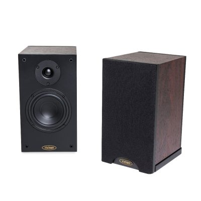 Merlin V Bookshelf Speaker in Jarrah
