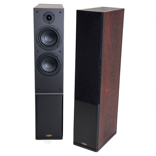 Richter Wizard V 3-way loudspeaker in Jarrah