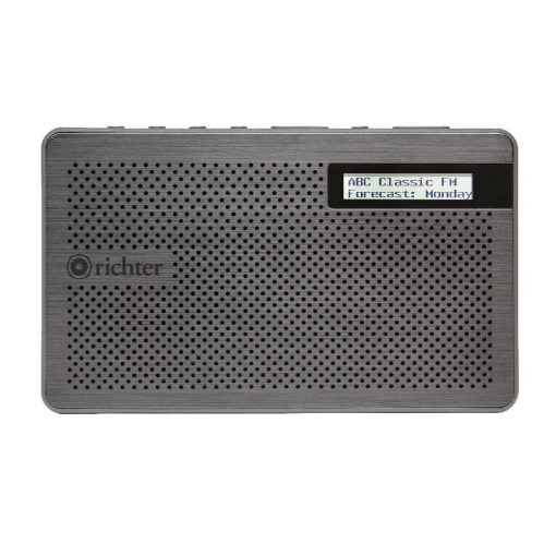 Richter Core Digital Radio RR25 Front View