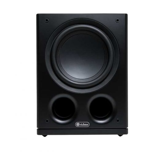 "Richter Thor Series 6 10"" Subwoofer Speaker front view"