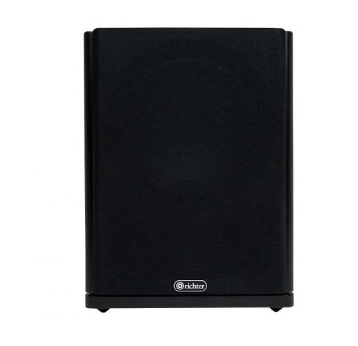 "Richter Thor Series 6 10"" Subwoofer front view with Grill On"