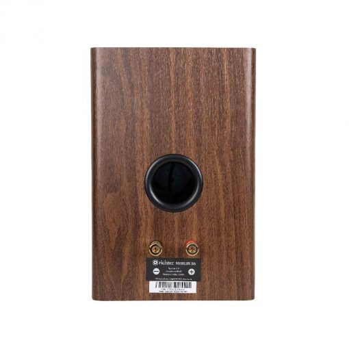 Merlin S6 Back Walnut