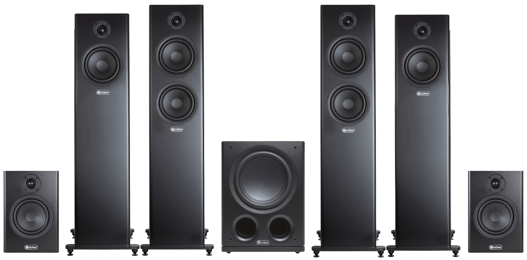 Legend Series V Loudspeakers