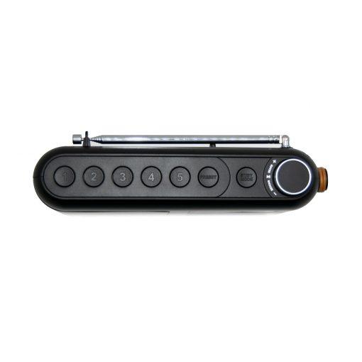 Richter Portable Digital Radio RR20 Top