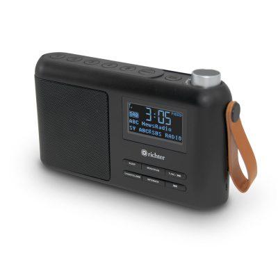 Portable Digital Radio RR20 Angle View